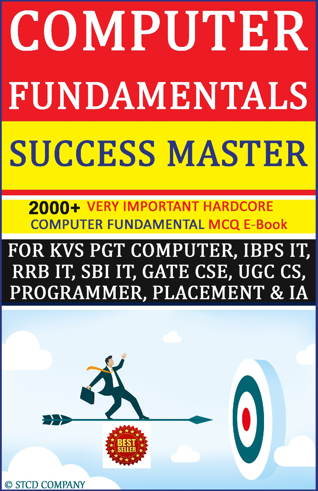 Computer Fundamentals Success Master Edition- - 2000+ Important MCQ