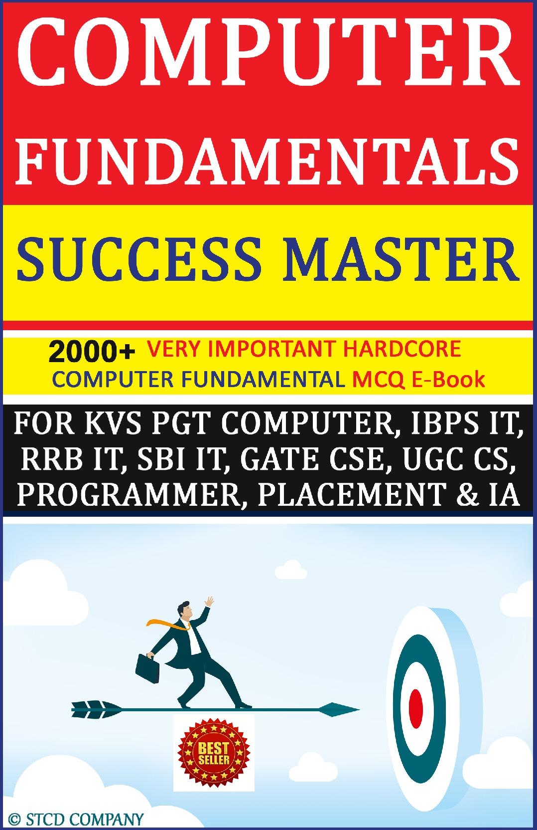 Computer Fundamentals Success Master Edition- - 2000+