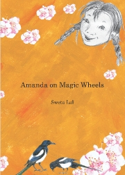 Amanda On Magic Wheels