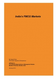 India's FMCG Markets