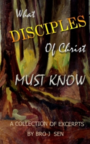What Disciples of Christ Must Know (eBook)