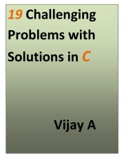 19 Challenging Problems with Solutions in C (eBook)