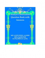 Business Analyst Ebook