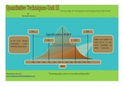 Quantitative Technique Part-III (eBook)
