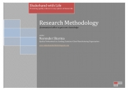 Research Methodology (eBook)