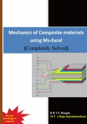 Mechanics of Composite materials using Ms-Excel