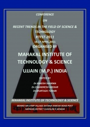 Recent Trends in the Field of Science and Technology