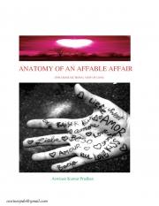 ANATOMY OF AN AFFABLE AFFAIR (eBook)