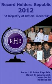 Record Holders Republic 2012