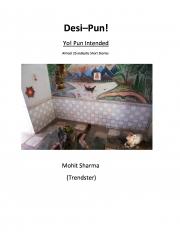 Desi-Pun! (eBook)