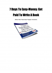 7 Days to Earn Money (eBook)