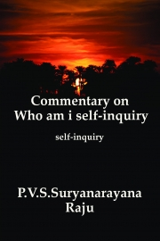 Commentary on Who am i self-inquiry.