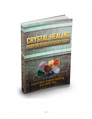 CRYSTAL HEALING and the power it gives you (eBook)