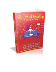 SPIRITUAL HEALING for your Soul (eBook)