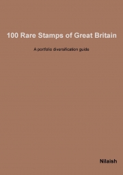 100 Rare Stamps of Great Britain