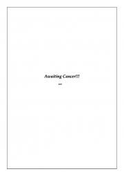 Awaiting Cancer (eBook)