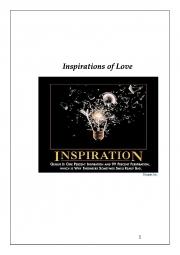 Inspirations of Love (eBook)