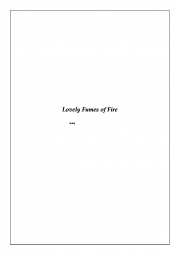 Lovely fumes of fire (eBook)