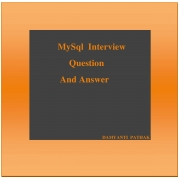 MySql Interview Question And Answer (eBook)