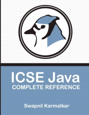 ICSE Java Complete Reference