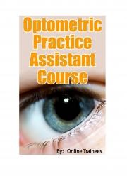 Optometrist Practice Assistant Course (eBook)