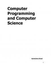 Computer Programming And Computer Science (eBook)