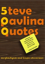 500 Steve Pavlina Quotes (eBook)