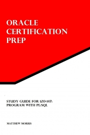 Study Guide for 1Z0-147: Program with PL/SQL
