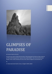 GLIMPSES OF PARADISE (eBook)