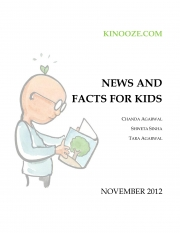News and Facts For Kids (November 2012) (eBook)