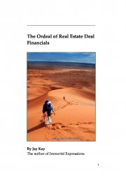 The Ordeal of Real Estate Deal Financials (eBook)