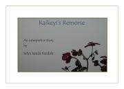 Kaikeyi's Remorse (eBook)