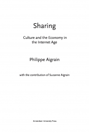 Sharing: Culture and the Economy in the Internet Age (eBook)