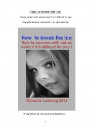 How To Break The Ice (eBook)