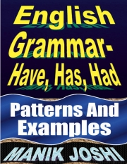 English Grammar- Have, Has, Had (eBook)
