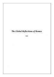 The Global Reflections of Romeo (eBook)