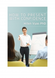 How To Present With Confidence (e-book)