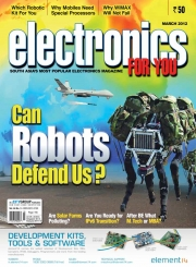Electronics For You, March 2012 (eBook)