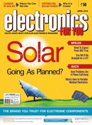 Electronics For You, April 2012 (eBook)