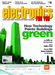 Electronics For You, May 2012 (eBook)