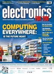 Electronics For You, June 2012 (eBook)