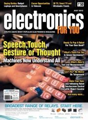Electronics For You, July 2012 (eBook)