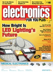 Electronics For You, September 2012 (eBook)