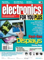 Electronics For You, December 2012 (eBook)