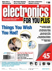 Electronics For You, January 2013 (eBook)