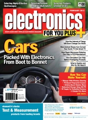 Electronics For You, February 2013 (eBook)