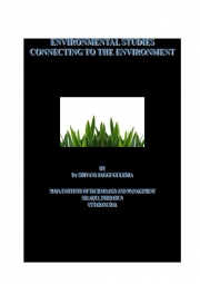 Environmental Studies    e-book-id: 178474  (eBook)