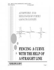 Asymptotes (eBook)