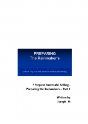 Preparing The Rainmaker's (eBook)