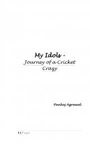 My Idols - Journey of a Cricket Crazy (eBook)
